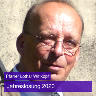 Foto Pfarrer Lothar Wittkopf
