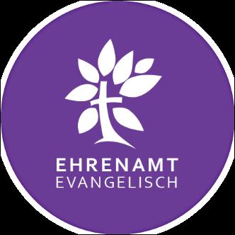 Logo Ehrenamt evangelisch