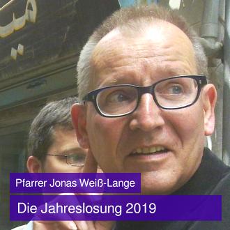 Foto Pfarrer Jonas Weiß-Lange