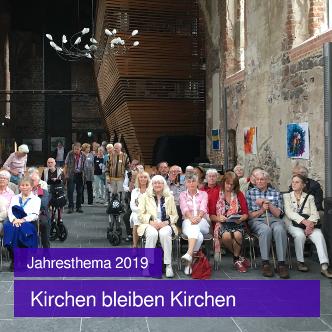 Innenansicht Kirche Muencheberg